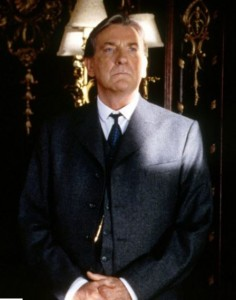 David Warner as Spicer Lovejoy in 'Titanic' 1997