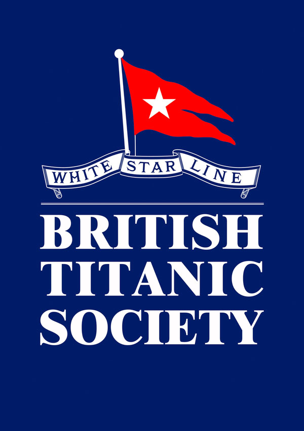 Logo of the British Titanic Society