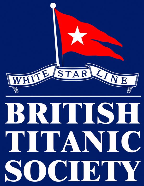 Britsh Titanic Society logo