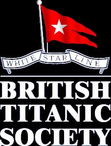 British Titanic Society Logo